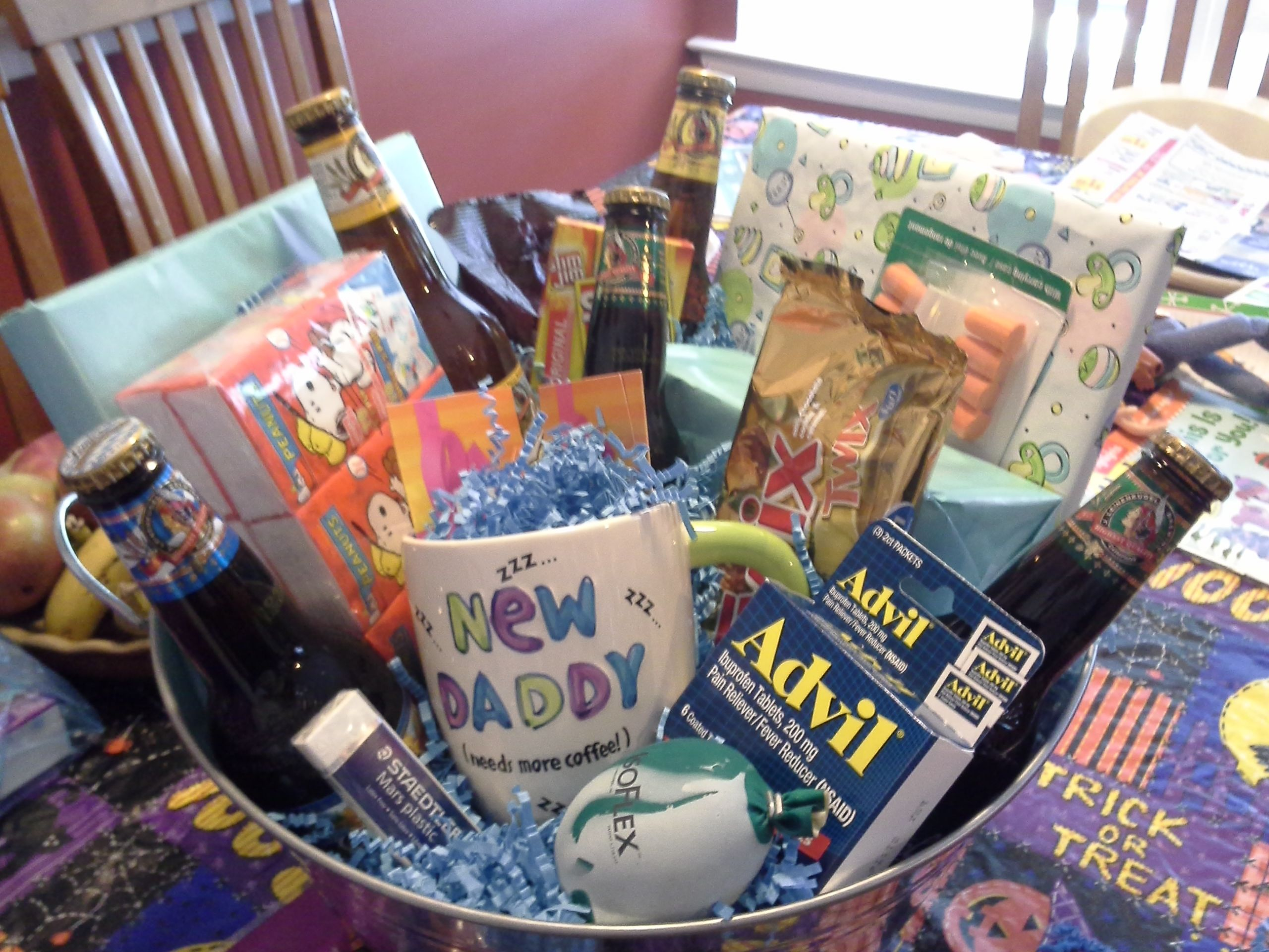 Every dad needs a daddy survival kit when expecting his
