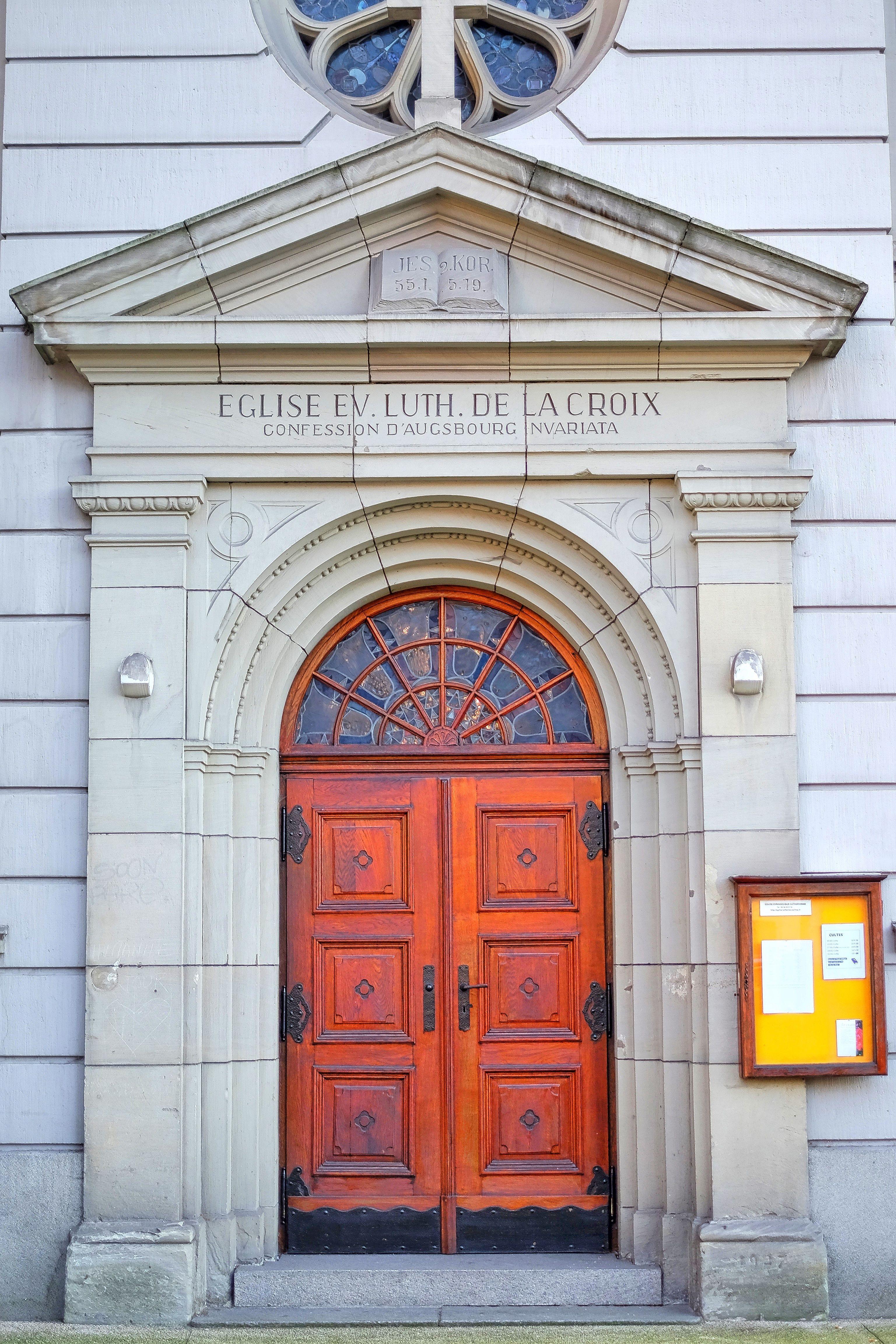 Evangelische Kirche in Straßburg
