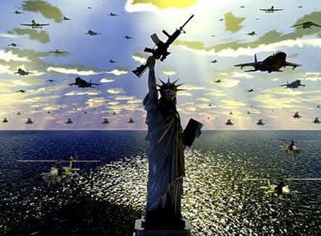 Од грађана се крије да је Америка на путу у трећи светски рат | СРБИН.ИНФО