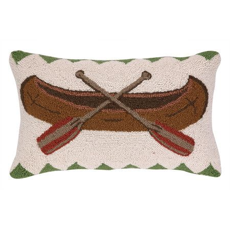 Features:Hand hooked wool pillowMaterial: 100% New Zealand woolUltra soft velvet backingHidden zip...