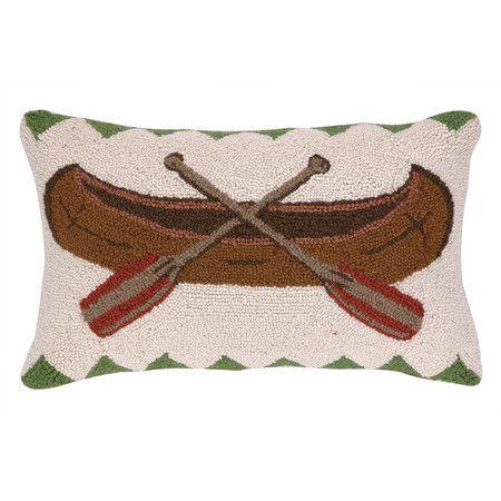 Features:Hand hooked wool pillowMaterial: 100% New Zealand woolUltra soft velvet backingHidden zip...