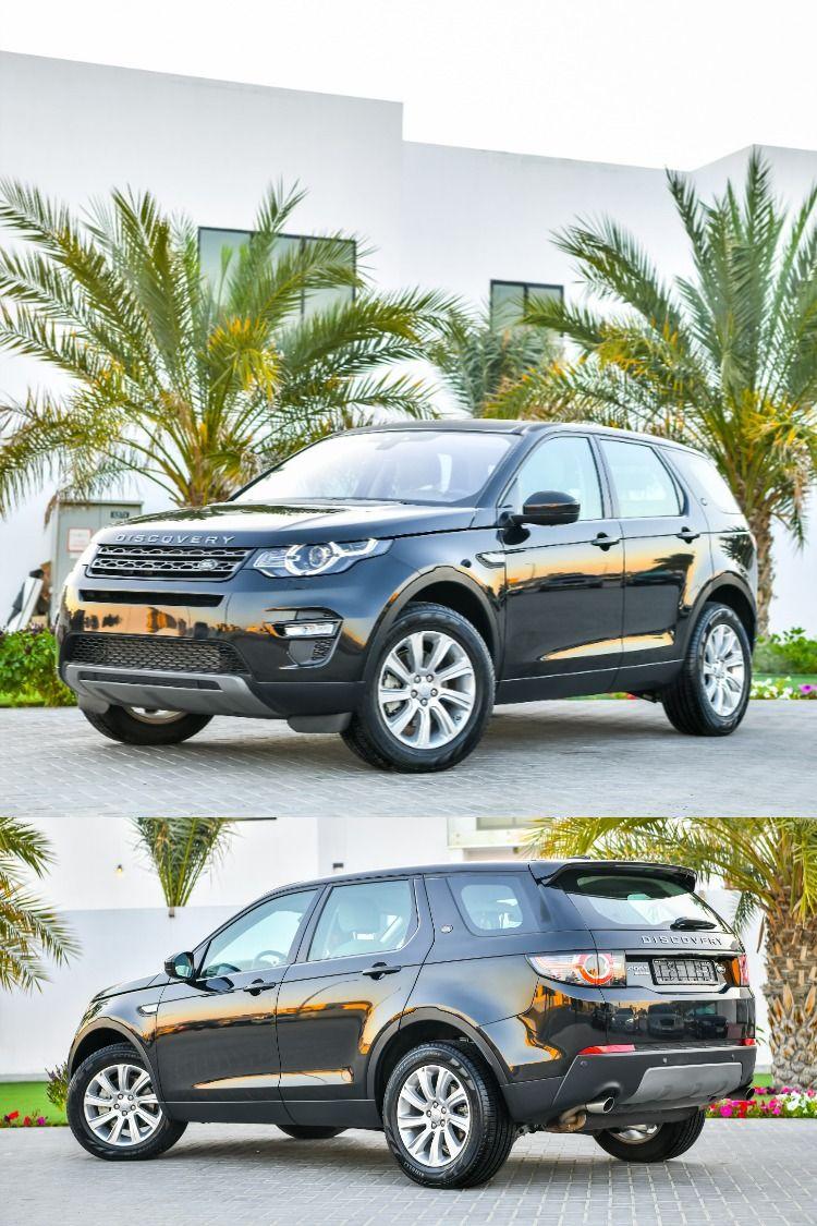 Land Rover Discovery Sport 2016 Alba Cars Dubai in