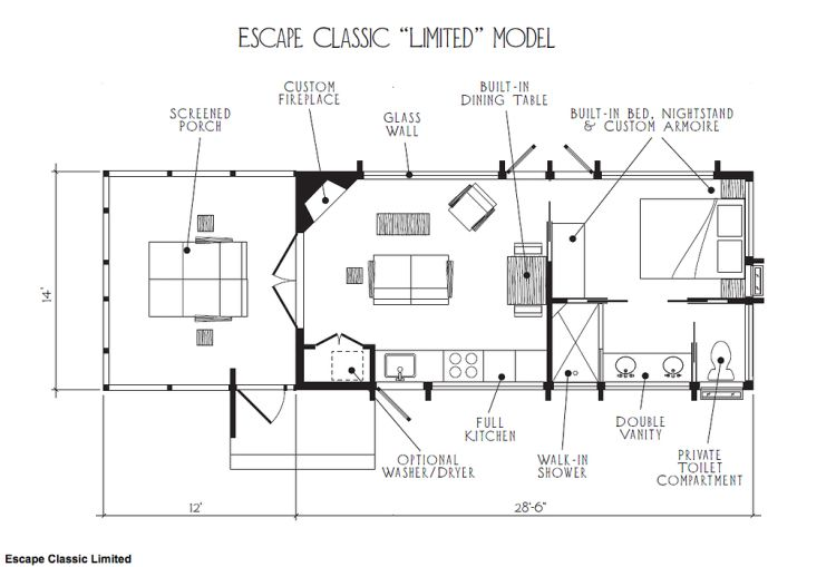 Sustainablesmallhouses Tiny House Floor Plans Tiny House Blog House In The Woods
