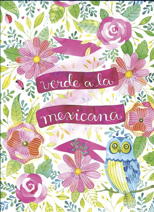 Verde a la mexicana es una marca de productos ecológicos de limpieza.