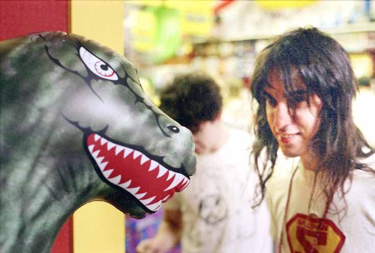 Dinosaur Jr Signature Edition Dinosaur Jr Dinosaur History Dinosaur