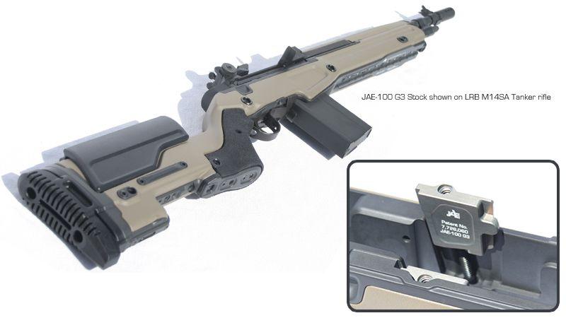 Jae M1a Stock