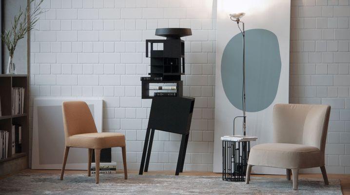 Hiro Etagere by Studio One Plus Eleven, 2018 Furniture