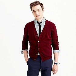 Cotton-cashmere cardigan sweater | My Dapper Dan Man | Pinterest ...