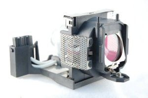 Mitsubishi XD430 Replacement Projector Lamp bulb with Housing Compatible Lamp