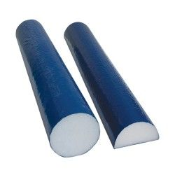 Blue Cando Inflatable Roller 30 X 7 Inch