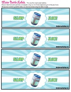 Water Label Fortnite Fortnite Labels Free Printable Ideas From Family Shoppingbag Birthday Party Printables Free Free Birthday Stuff Party Printables Free