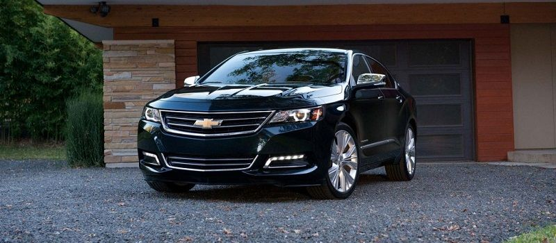 2015 Chevy Impala Trims And Features Options For Every Driver