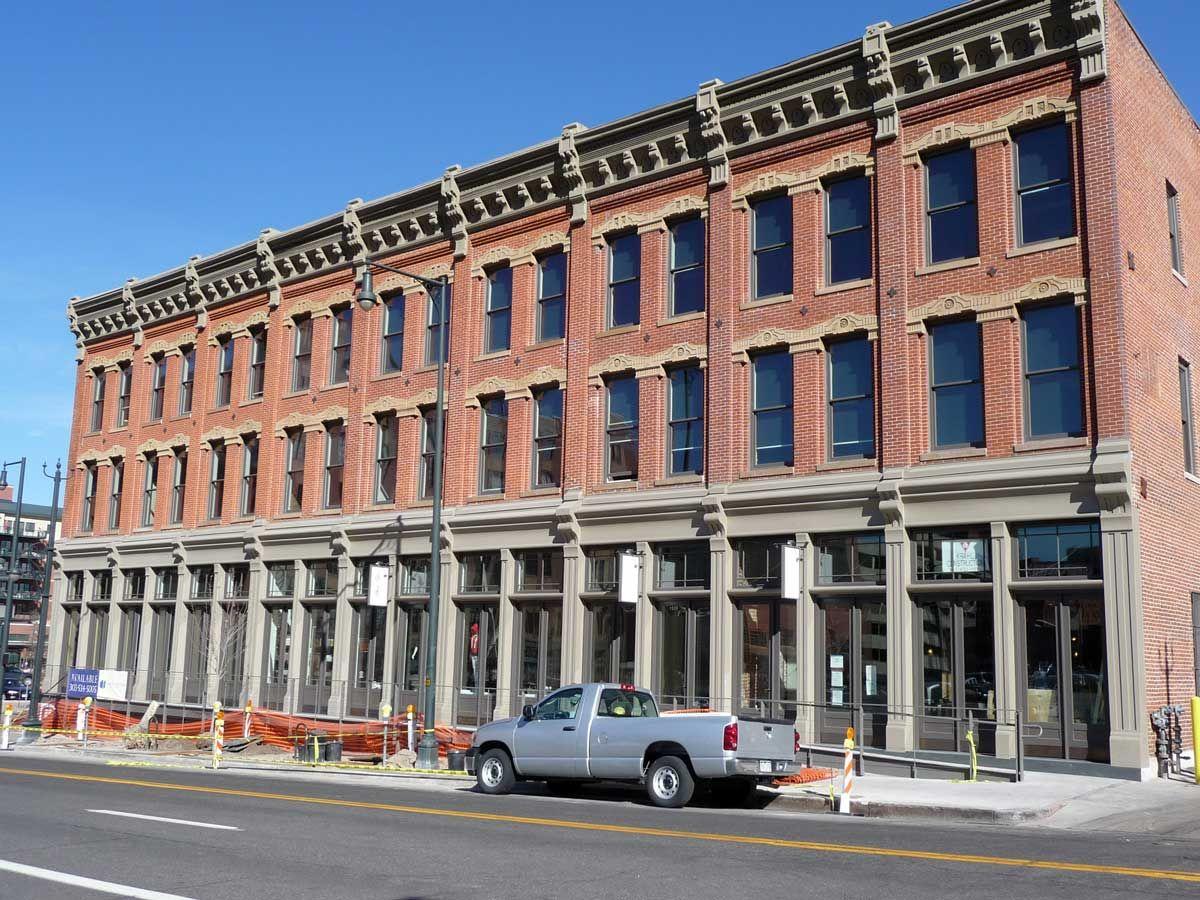 shadow historic storefront | Manhattan Store Design | Pinterest ...