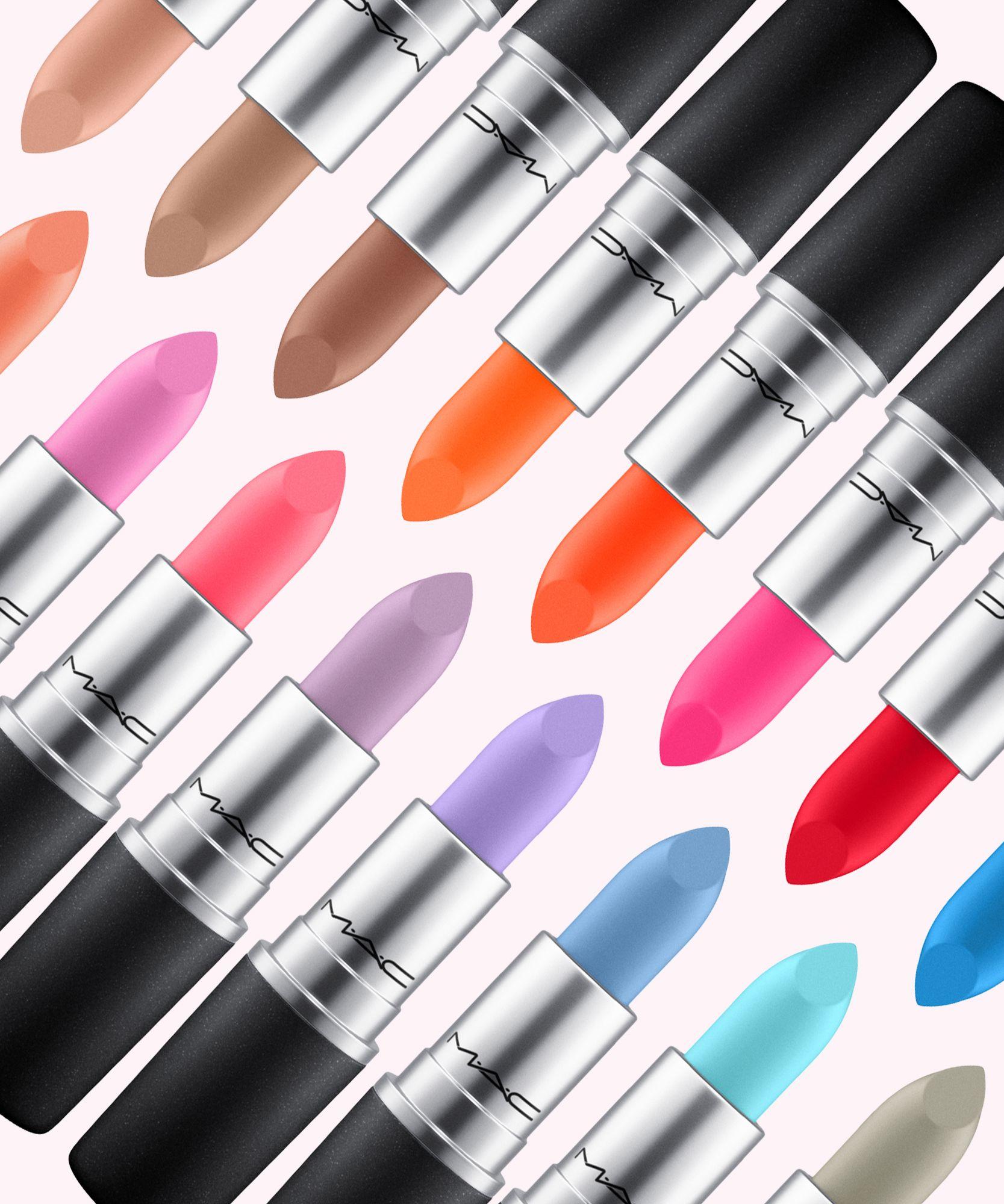 MAC COLOUR ROCKER matte lipstick