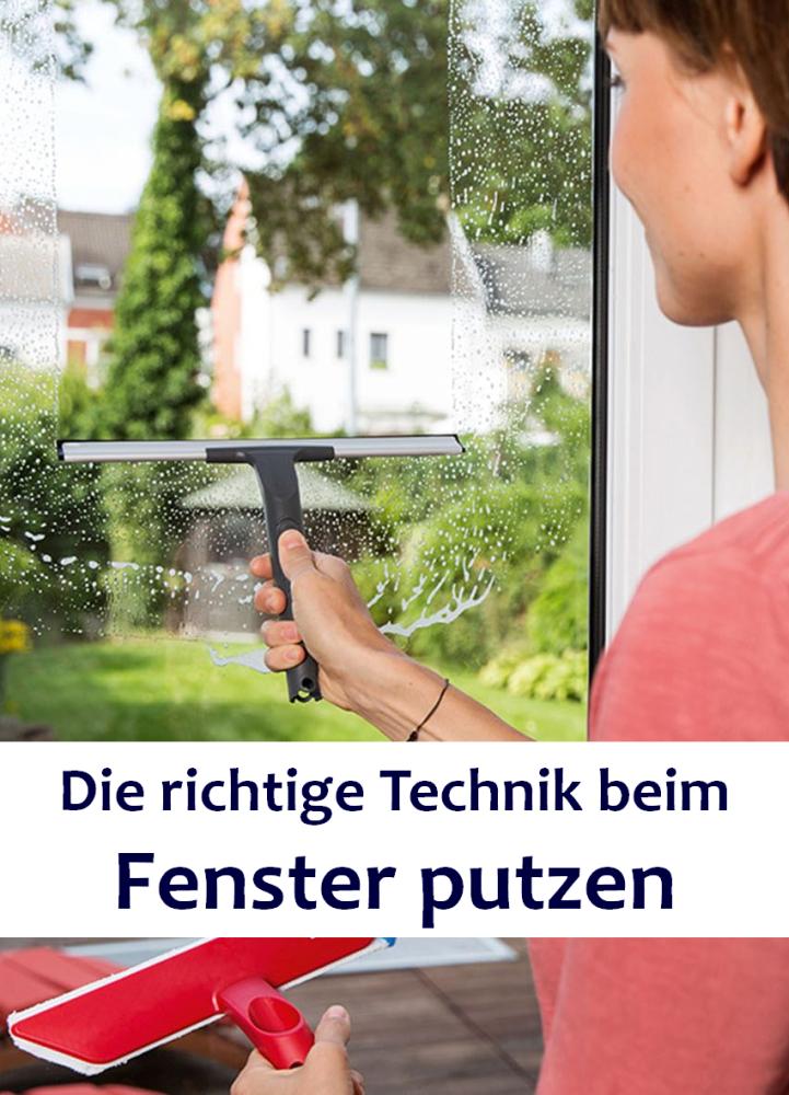 7 Tipps Furs Fenster Putzen Ohne Streifen Fenster Putzen Haushalts Tipps Tipps