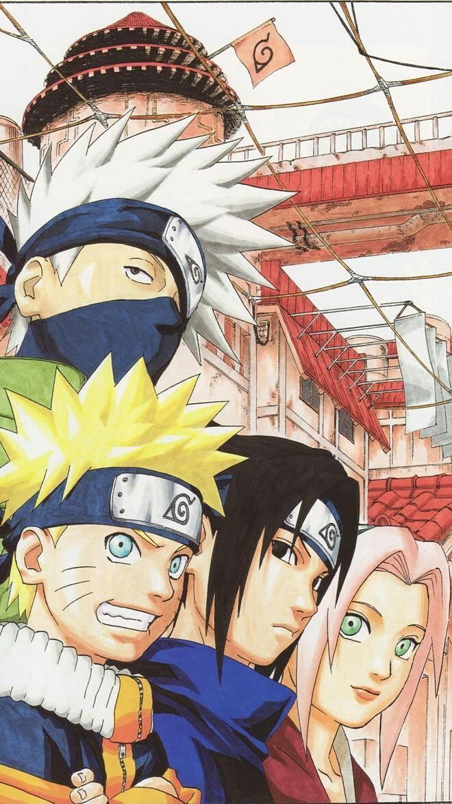 Fotos Para Tela Do Seu Celular/ABERTO - Naruto