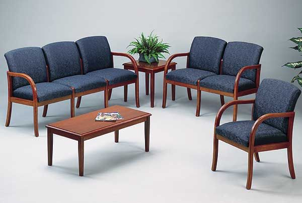 Doctors Office Furniture in 2019 | Waiting room furniture ...