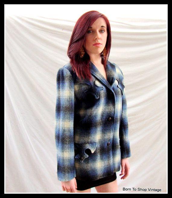 Trego Westwear jacket vtg 50s 60s ladies by BornToShopVintage