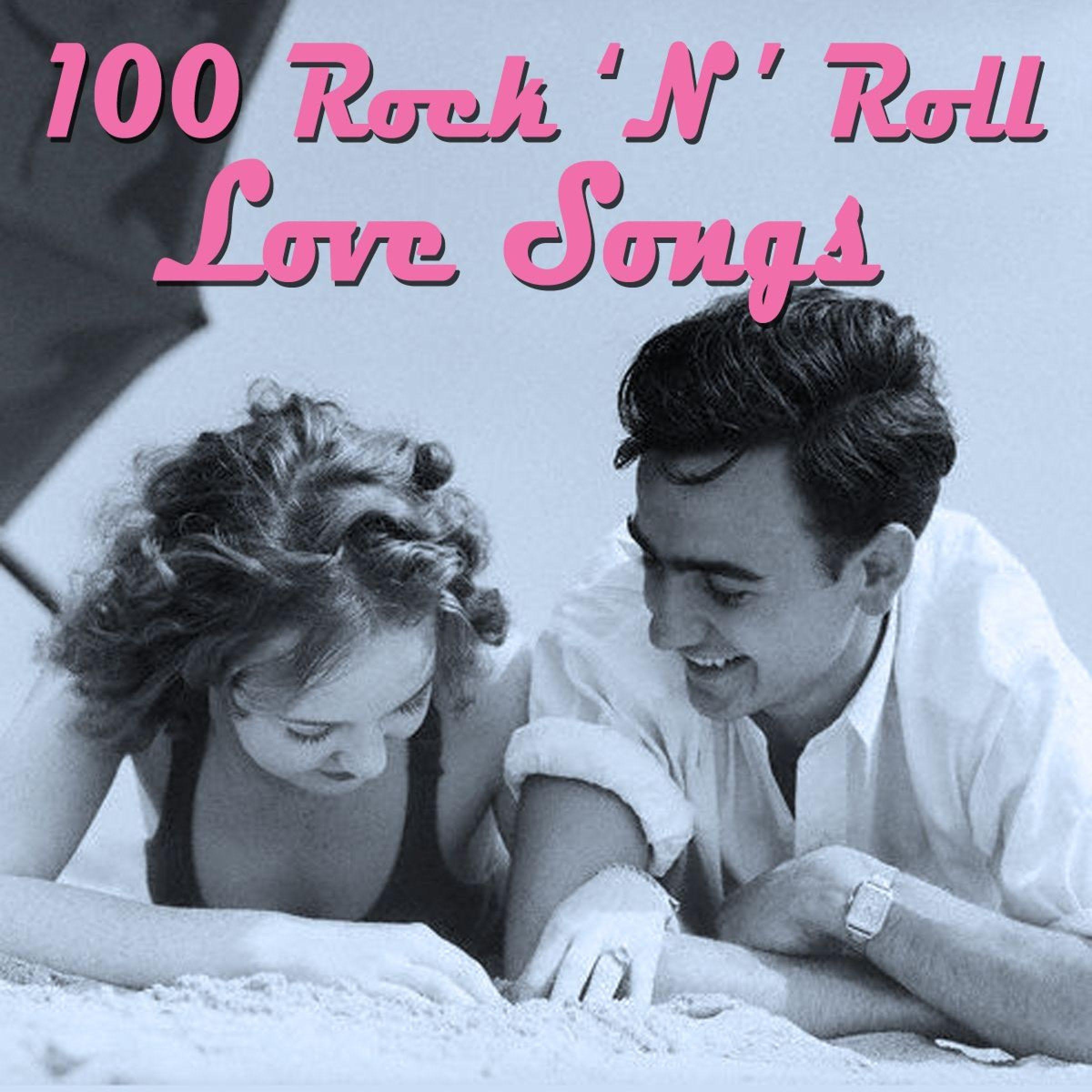 Various Artists 100 Essential Rock 'N' Roll Love Songs
