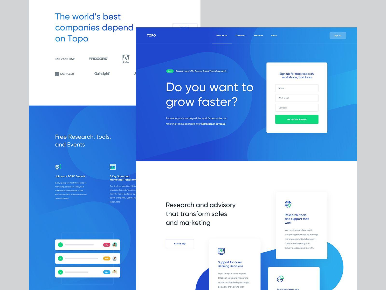 Simple Homepage Web Design Homepage Design Homepage