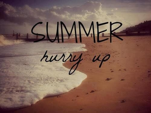 Hurry Up Summer On Tumblr Summer Quotes Instagram Summer Quotes Summer Captions