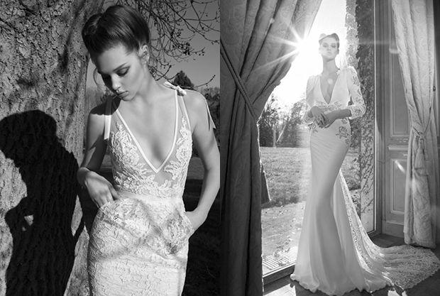 Ultra Extravagant Wedding Dresses from Israeli Designer Inbal Dror ...
