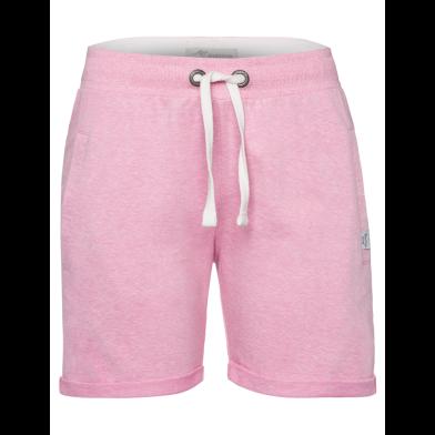 Vita Högmidjade Shorts