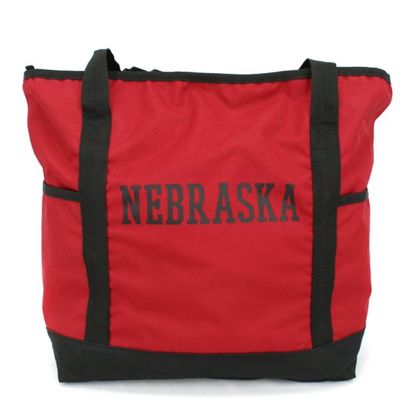 Nebraska On The Go Tote
