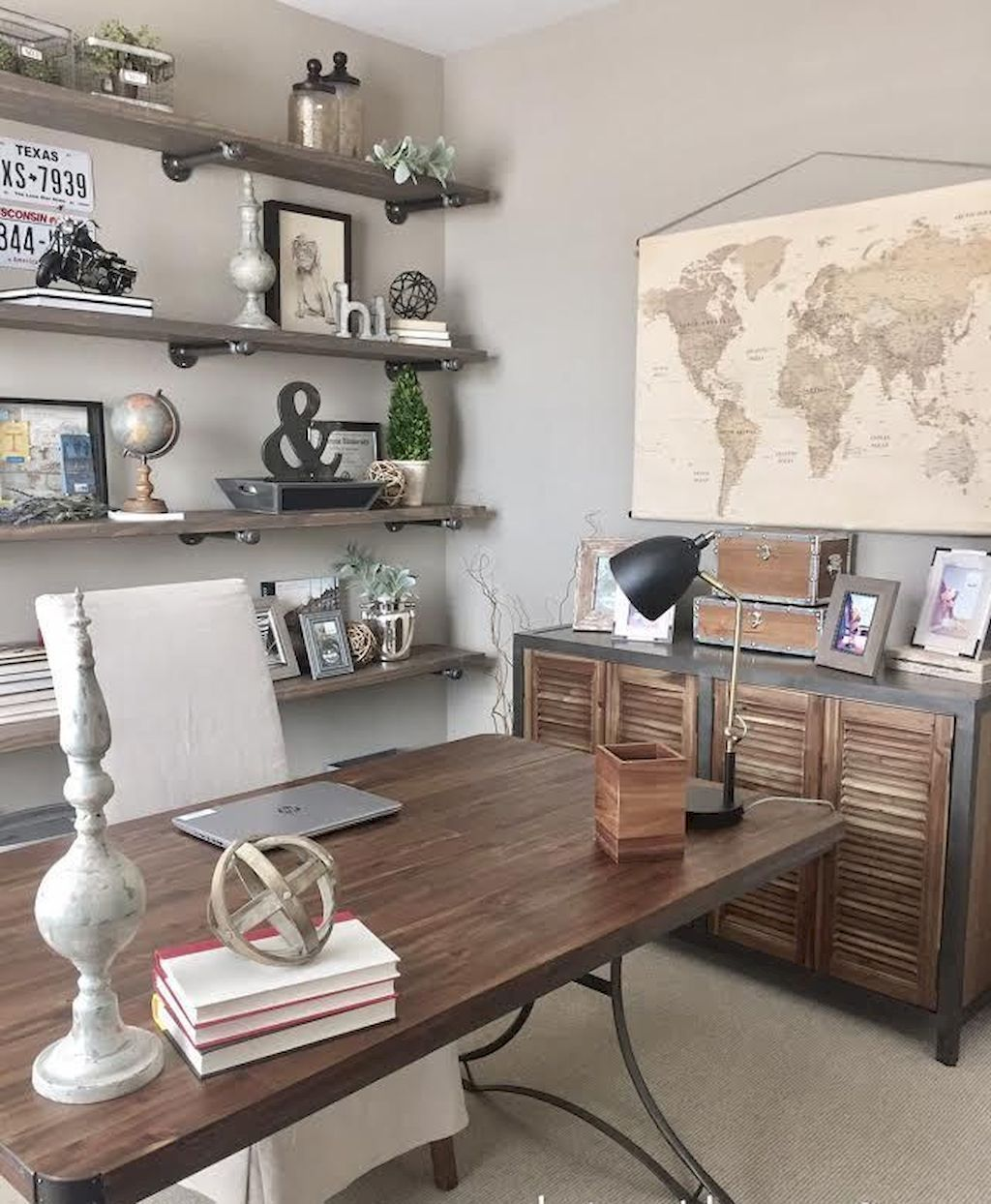 Modern Home Office Design Ideas Home To Z Shabby Chic Office Decor Chic Office Decor Home Office Design