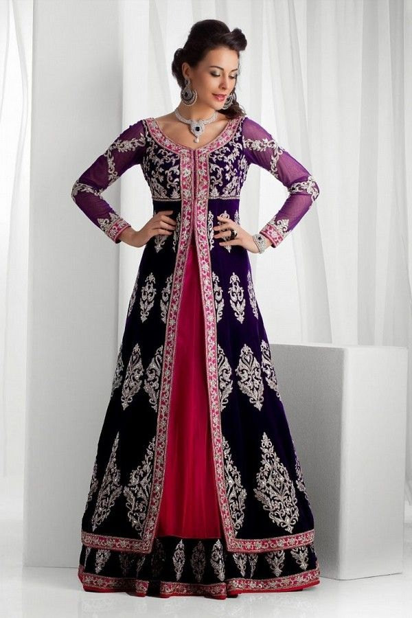 Sharara Designs For Wedding | Dresses | Pinterest
