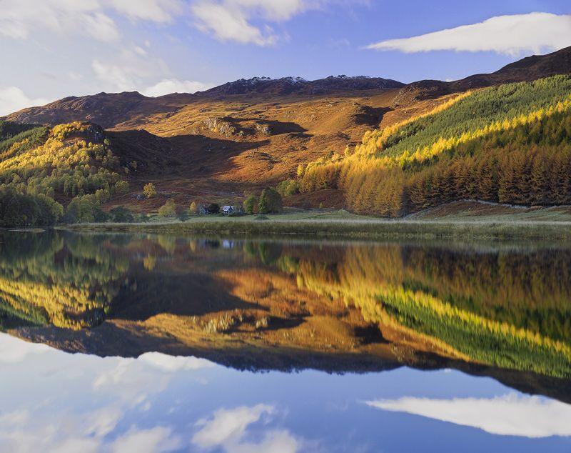 Glen Affric in Cannic Highland, Scotland ~Cannich ...