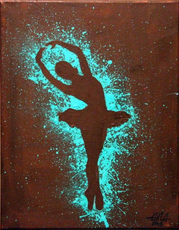 Image result for splatter paint silhouette