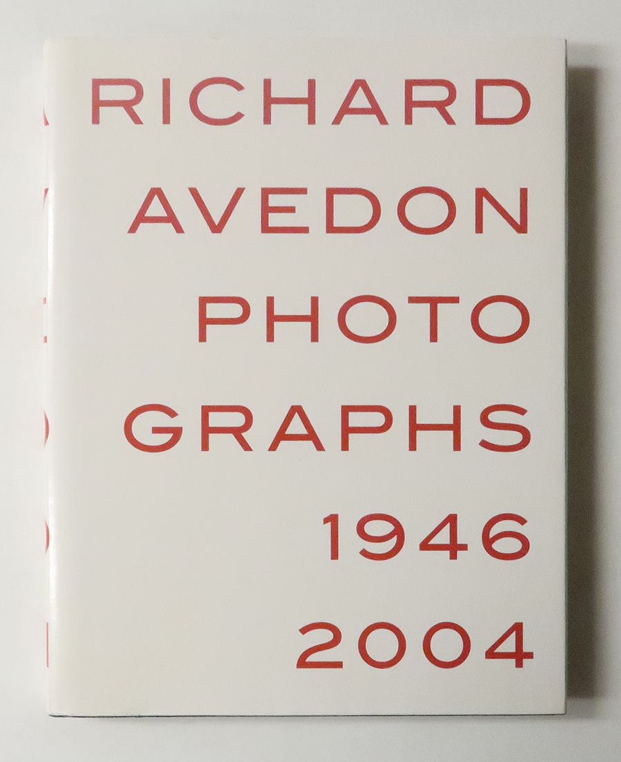 Richard Avedon Photographs 1946 2004