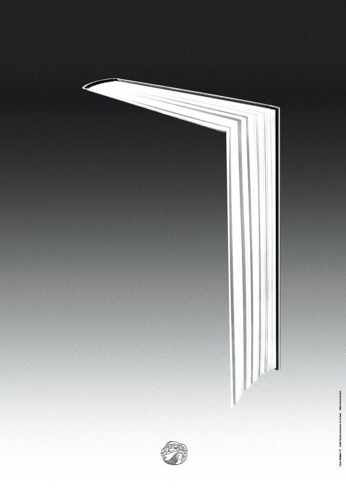 German graphic designer gunter rambow for the  fischer verlag publishing house back in also creative ideas pinterest rh