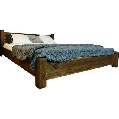 Massivholzbetten rustikal  Massivholzbett Rustikal | Pinterest | Betten und Möbel