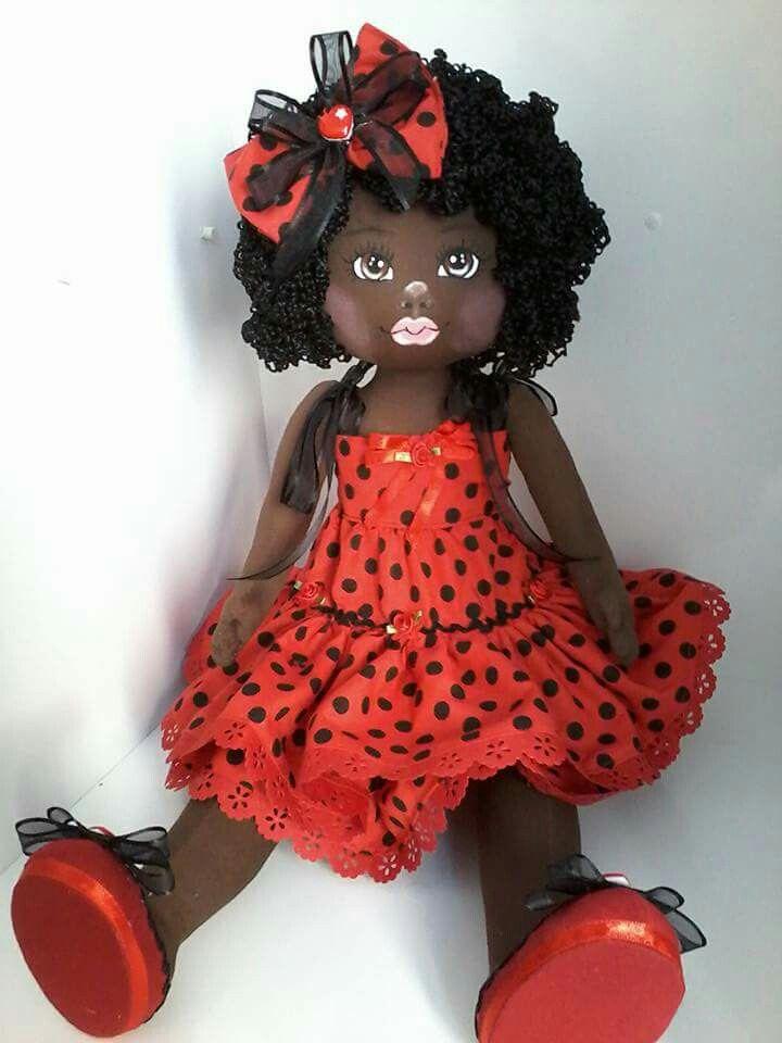 Boneca negra … | Pinterest