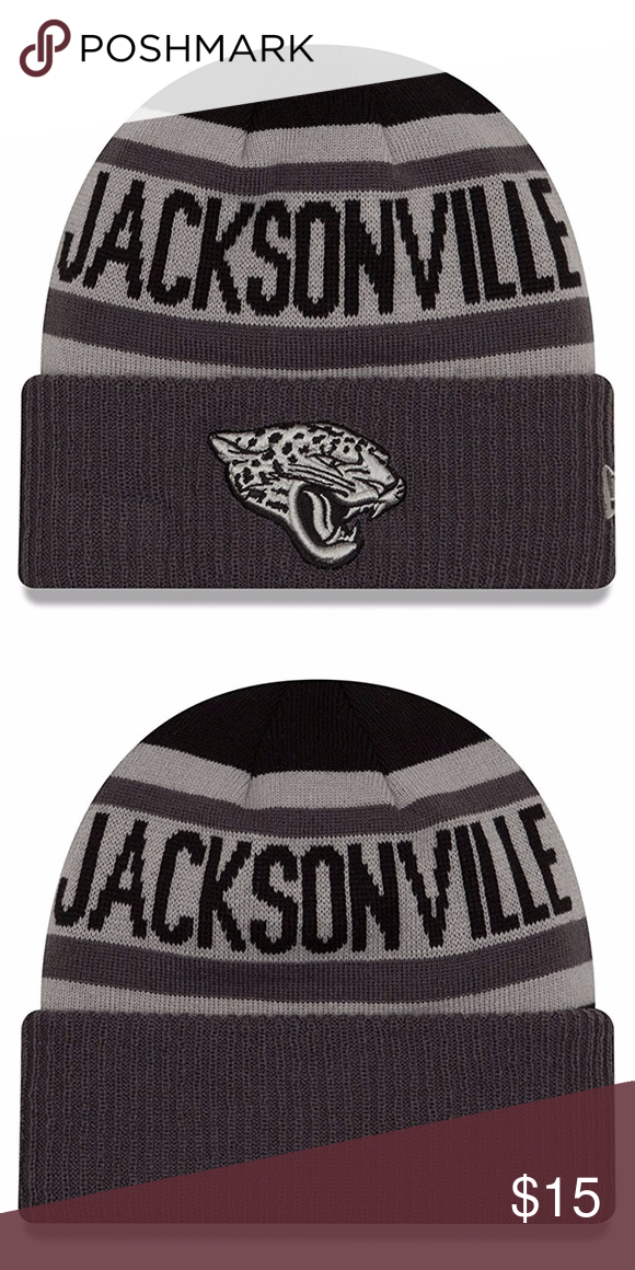 7caa88853 Jacksonville Jaguars Biggest Fan 2.0 Knit Beanie Boutique. Jacksonville  Jaguars Biggest Fan 2.0 Knit Beanie Brand New ...