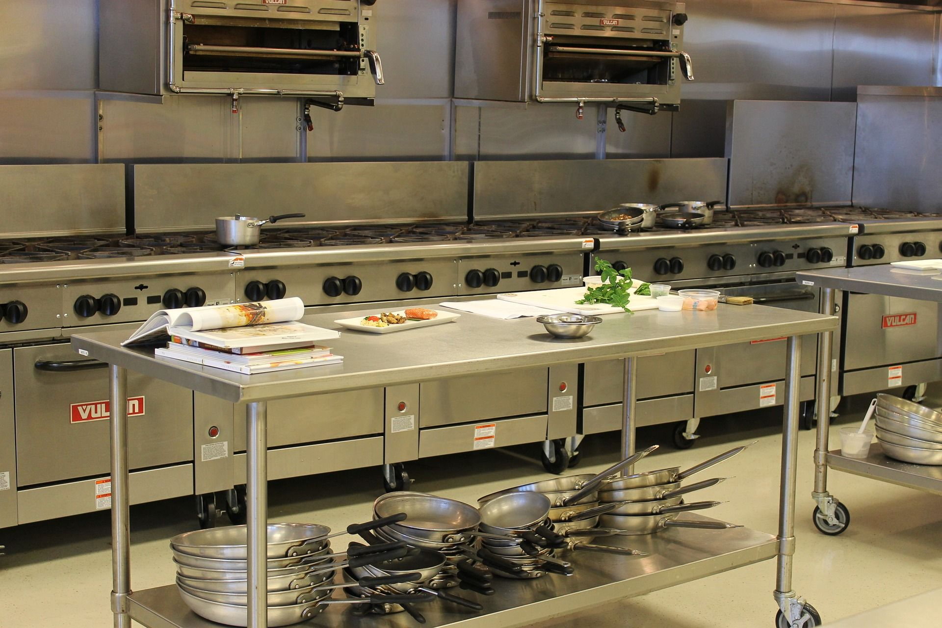 Using Frp Products For Commercial Kitchens Commercial Kitchen Commercial Kitchen Design Restaurant Kitchen Equipment