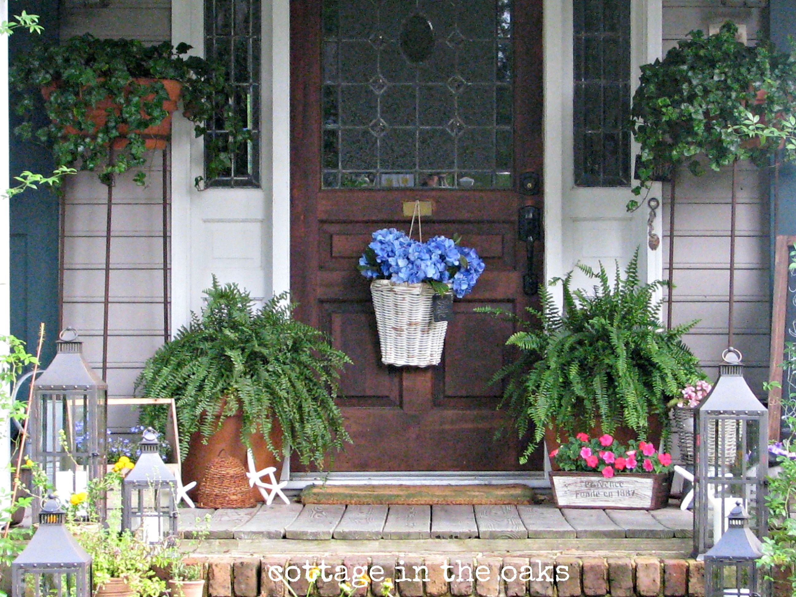 Front Porch Decorating Ideas summer front porch | summer front porches, front porches and porch