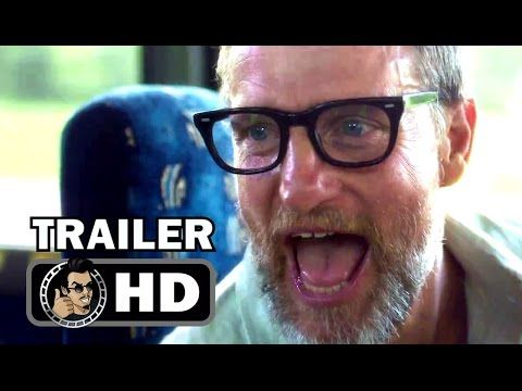 WILSON - Official Red Band Trailer (2017) Woody Harrelson ...