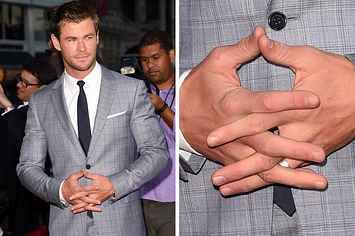 17 Of The Most Important Things Chris Hemsworth Has Done With His Hands
