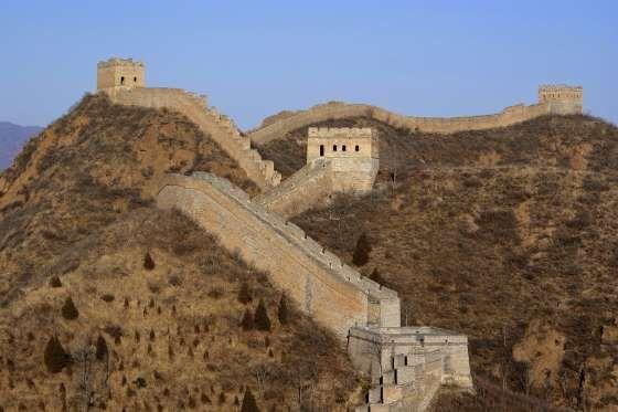 15 – Seção da Grande Muralha, ChinaO lugar é incrível e tem parte de sua construção abandonada, devi... - Quinstreet