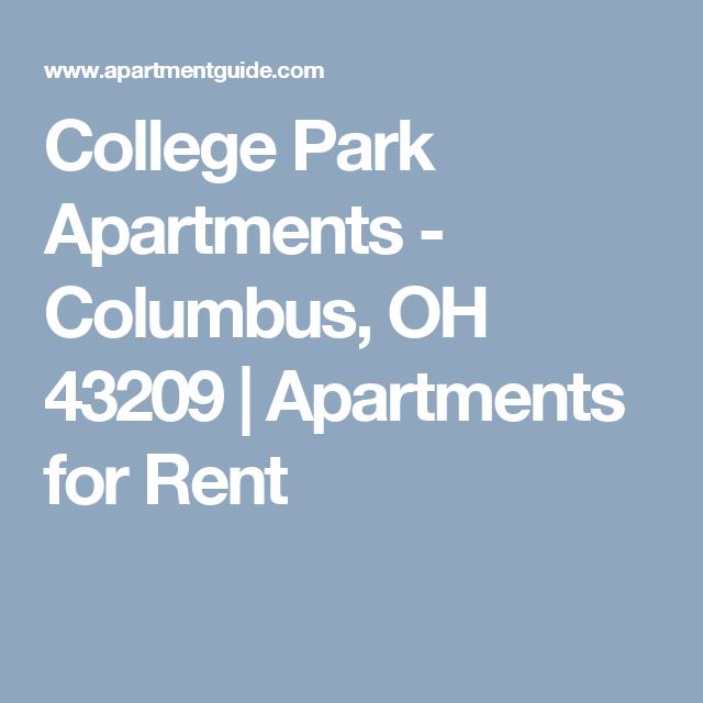 College Park Apartments: College Park Apartments, Astoria Park