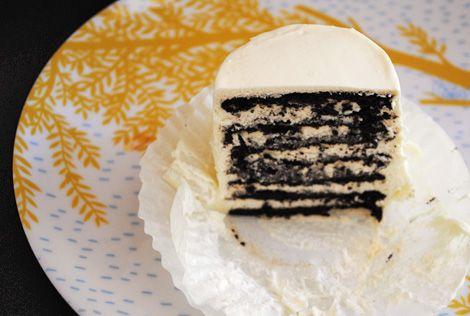 Eat // mini ice box cake @ Lark Cake Shop http://larkcakeshop.com/