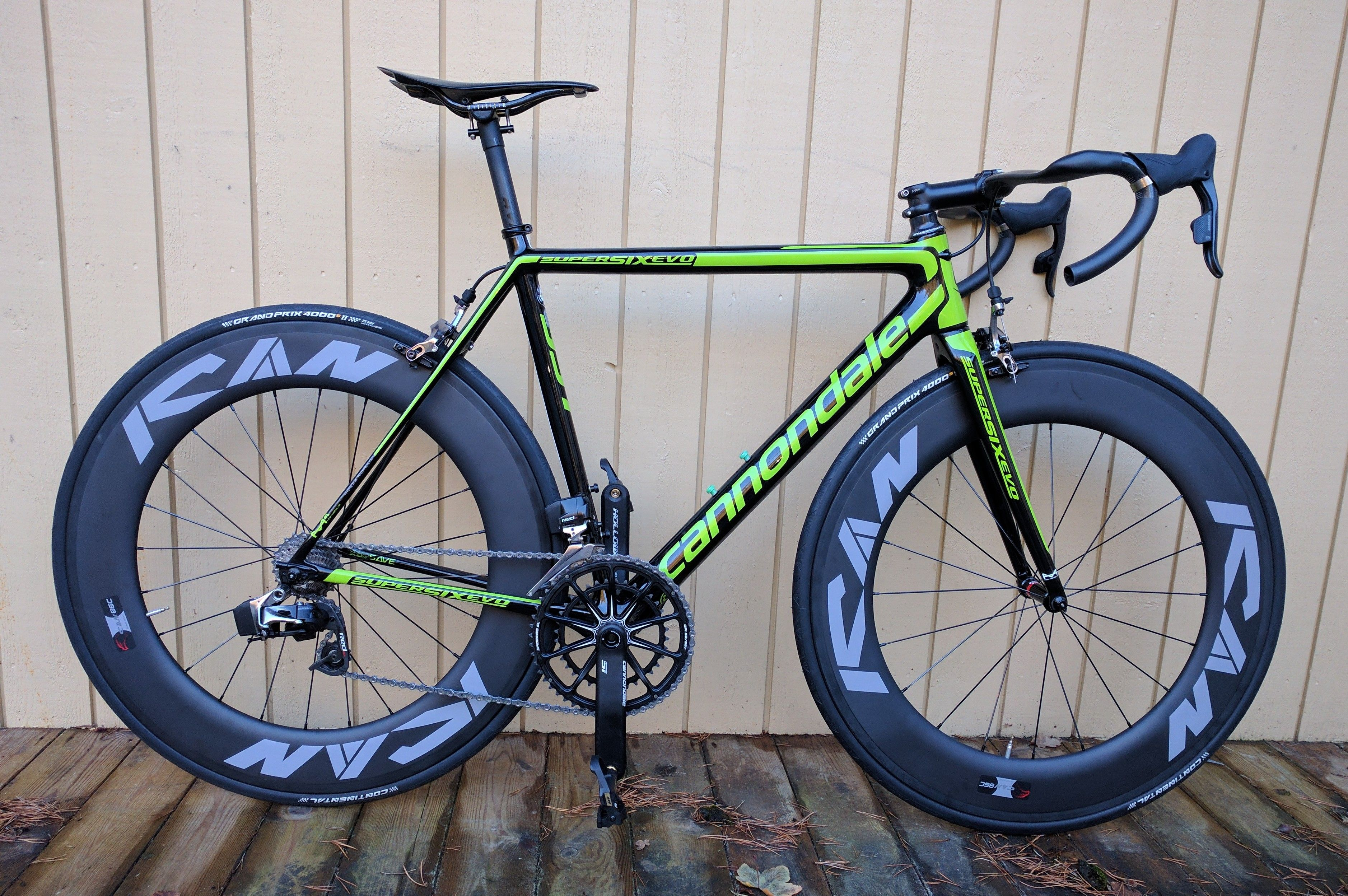 b76969aeccc Ican Full Carbon 86mm Clincher Wheelset Bike Trial