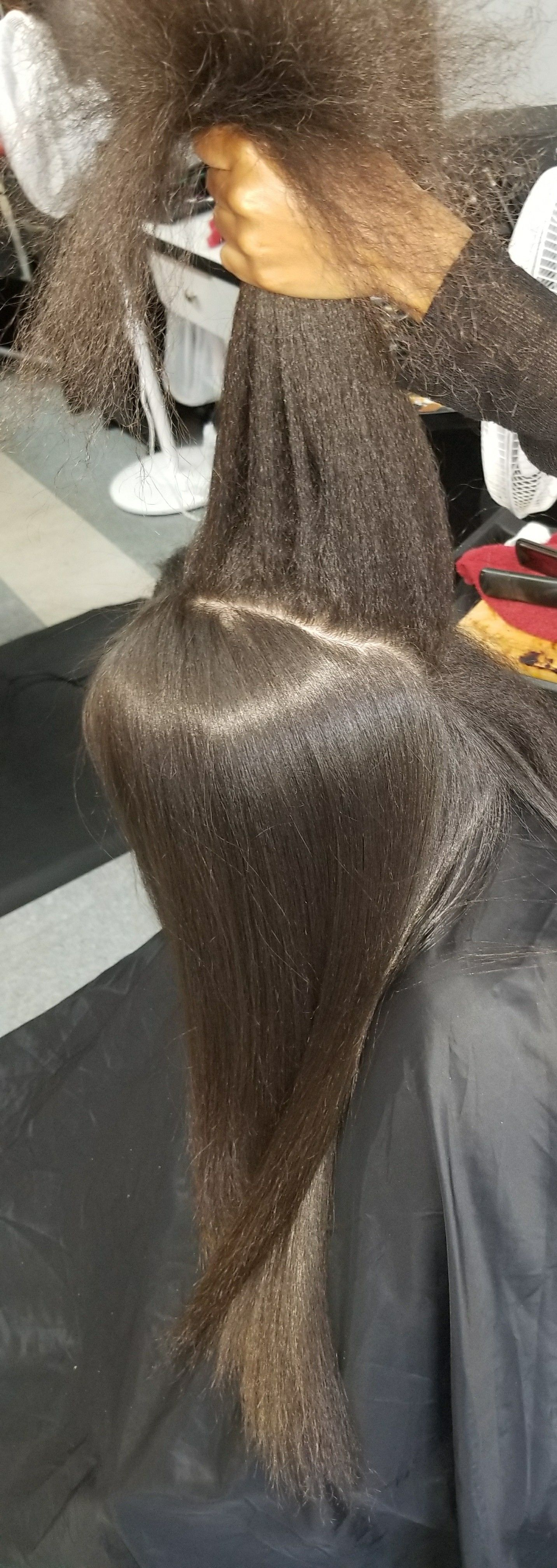 Long Hair Managed With The Wright Hair Products Sold At Rdt Hair Salon Long Hair Styles Hair Salon Wright