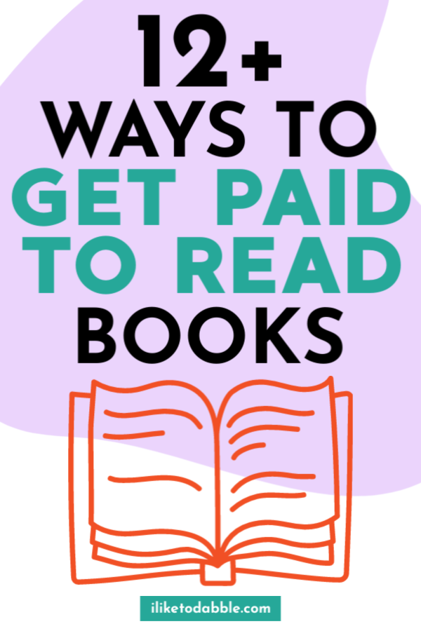 Get Paid To Read Books 12 Ways To Make Money As A Bibliophile