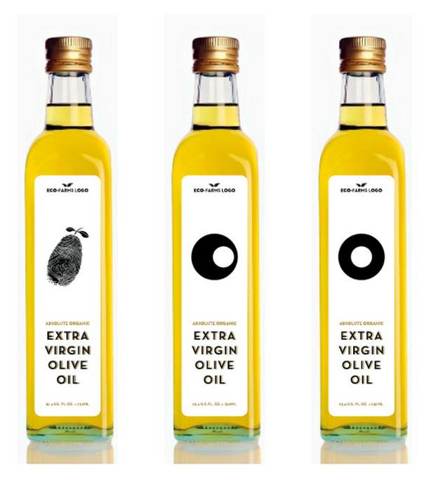 Color Me Not 10 Beautiful Black And White Designs Olive Oil Packaging Olive Oil Bottles Olive Oil Bottle Design