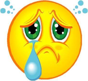 Big Teardrop Funny Emoticons Funny Emoji Smiley