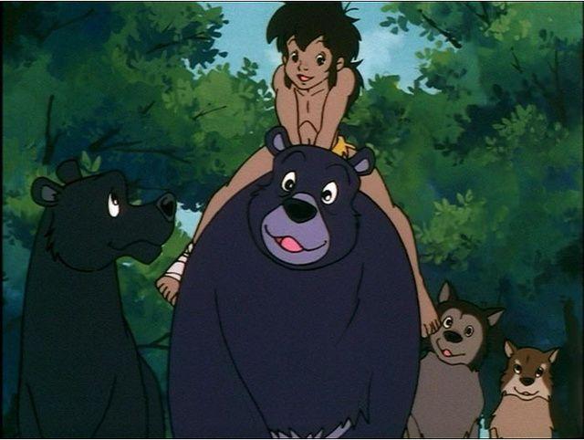Jungle Book Shonen Mowgli